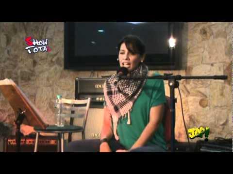 SOUZA LIMA NA TV - SHOW TOTAL - CAMILA RONDON - 04