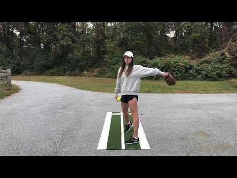 Softball Pitching Mechanics: The Importance Of Glove Work
