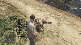 GTA 5 - Persiguiendo a un hombre desnudo! [Serie de Misterios/Xbox One]