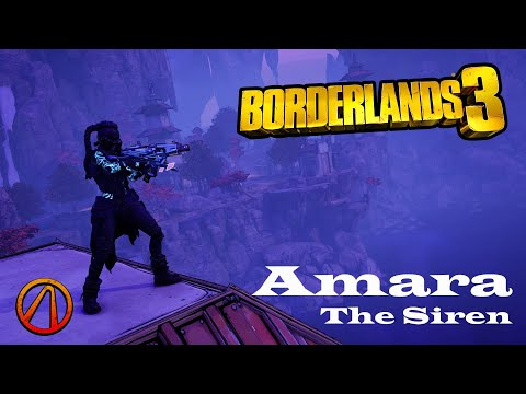 Borderlands 3: Static Charge Muse Amara vs. Slaughterstar 3000 rnd 5 | Mayhem 11 |
