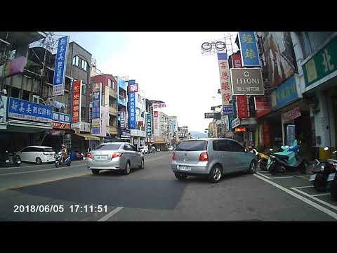 5713 DK 併排停車+斜插亂停阻擋車道+駕駛員已離開駕駛座part1