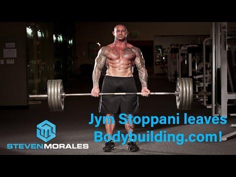 Jim Stoppani Leaves Bodybuilding.com