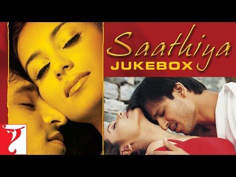 Saathiya Audio Jukebox | Full Songs | Vivek Oberoi | Rani Mukerji | A. R. Rahman