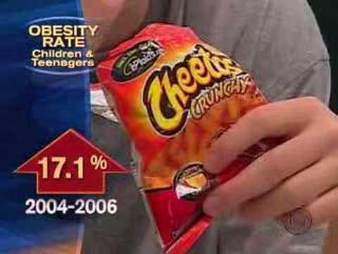 Obesity Report Card (CBSNews)