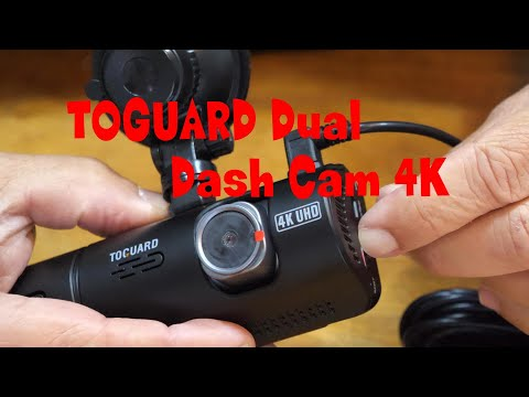 TOGUARD Dual Dash Cam 4K Front and 1080P Inside Cabin. (A good one!)