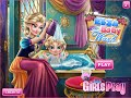 Elsa Baby Wash | free games for girls