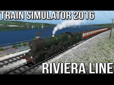 TS2016 - Riveria Line (Castle Class Steam)