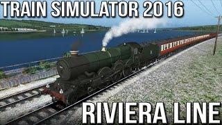 TS2016 - Riveria Line (Castle Class Steam)