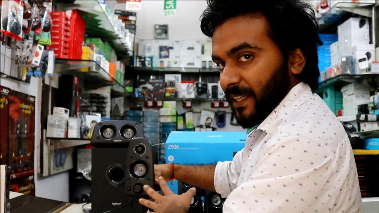 Logitech Z506 5.1 Speaker | Unboxing | Sound Test | Review | Best Speaker Under 4000rs