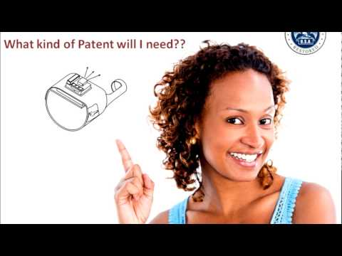 Different Types of US Patents by Don Boys of Central Coast Patent Agency