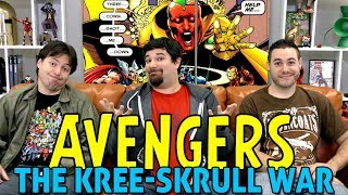 Avengers Kree/Skrull War | Back Issues