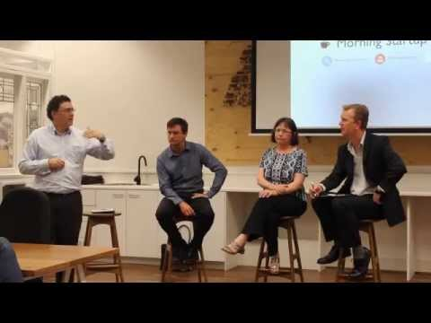 Morning Startup - An Introduction to Patents & IP (IP Session Panel)