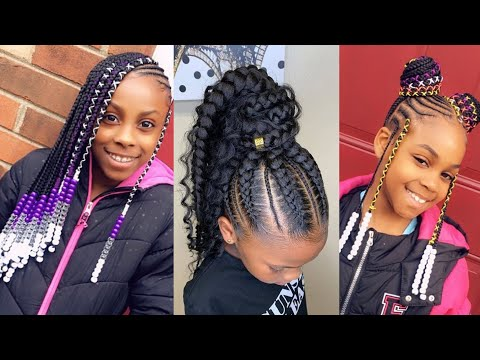 braided-ponytail-hairstyles-for-kids/ponytail-hairstyles-for-kids-|-cute