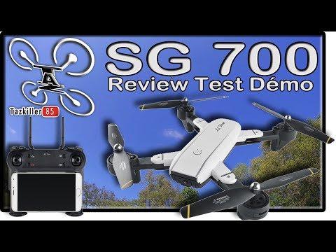 SG700 Selfie et positionnement optique Review Test Démo / De belles promesses !
