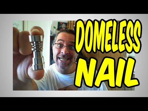 Domeless Nail Seasoning  and Carb Caps