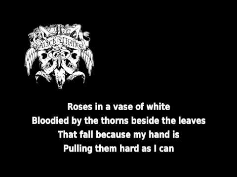 Alice in chains - Brother (lyrics)
