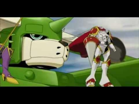 Digimon Tamers (Season 3) - Biomerge Digivolutions (Matrix evolutions) Better Quality