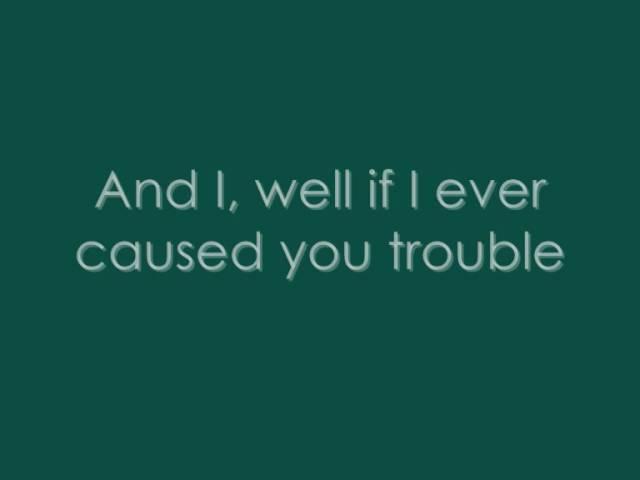 Coldplay Trouble Lyrics Chords Chordify
