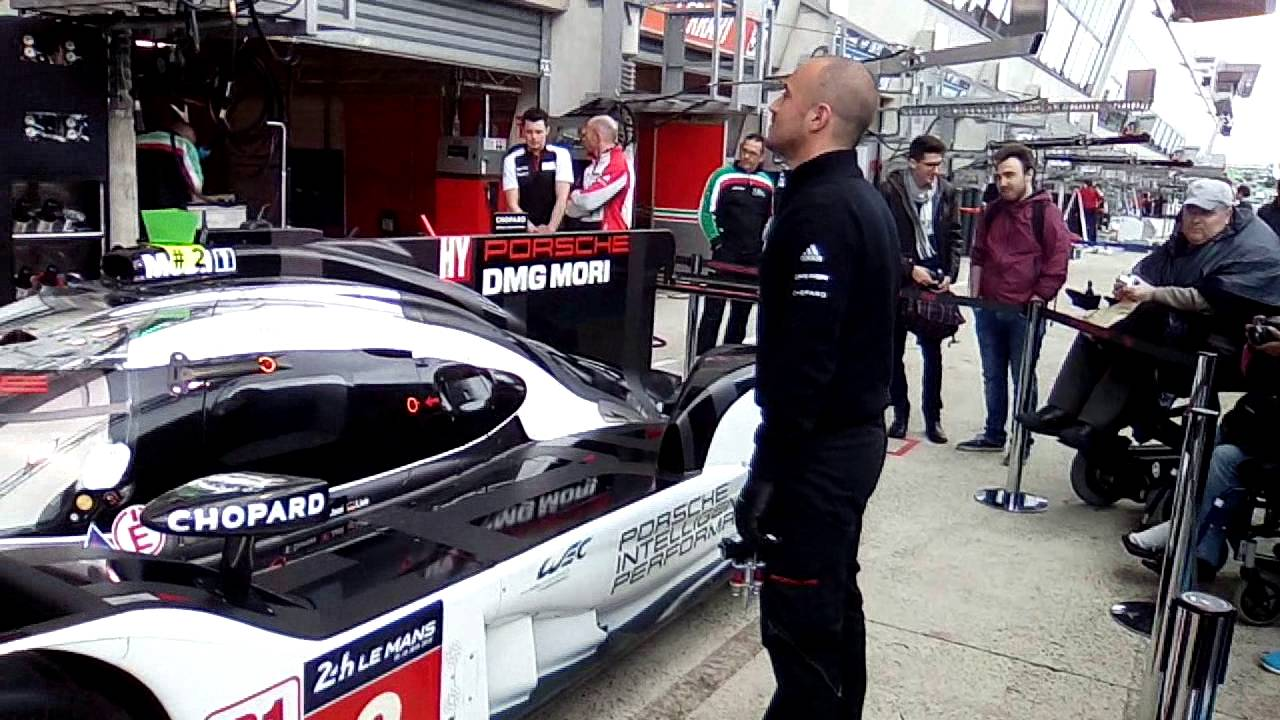 porsche la journ e test des 24h du mans 2016 youtube. Black Bedroom Furniture Sets. Home Design Ideas