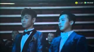 160323 qq music awards 가수석 cut