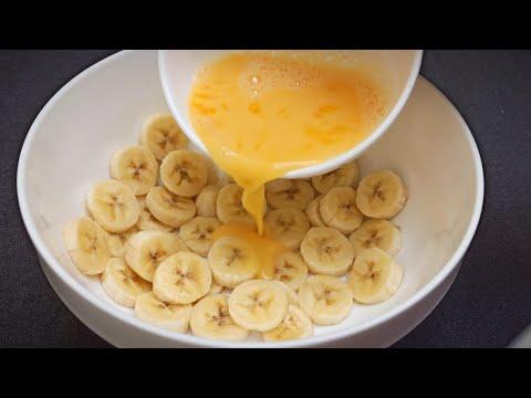easy-breakfast-recipe-/-idée-pour-faire-un-bon-petit-déjeuner-facile-rapide---recette-en-10min-!😋😋😋👌