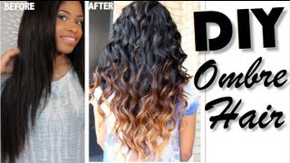 How To: Ombre Hair DIY