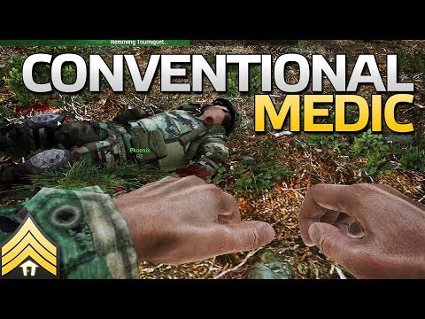Conventional Medic - ShackTac Arma 3