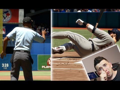 Is it Possible For Every Single Player On A Team To Get Ejected? MLB The Show 17 Challenge