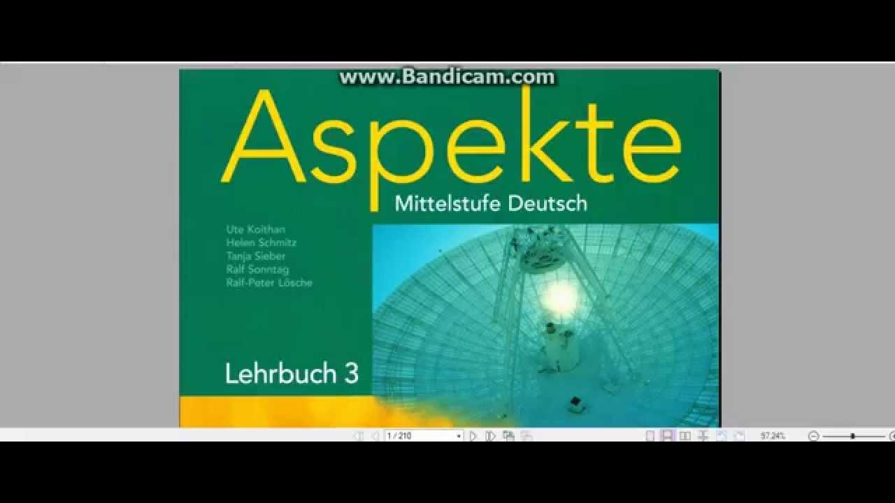Aspekte_Mittelstufe_Deutsch_C1 - YouTube