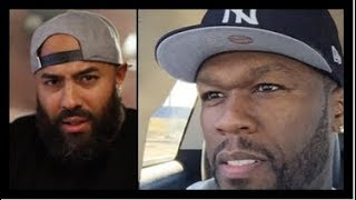 EBRO Claps Back At 50 CENT For Asking If He's POLICE