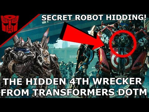 The Secret Autobot From DOTM Transformers Movie Steeljaw(EXPLAINED)- Transformers Bumblebee(2018)