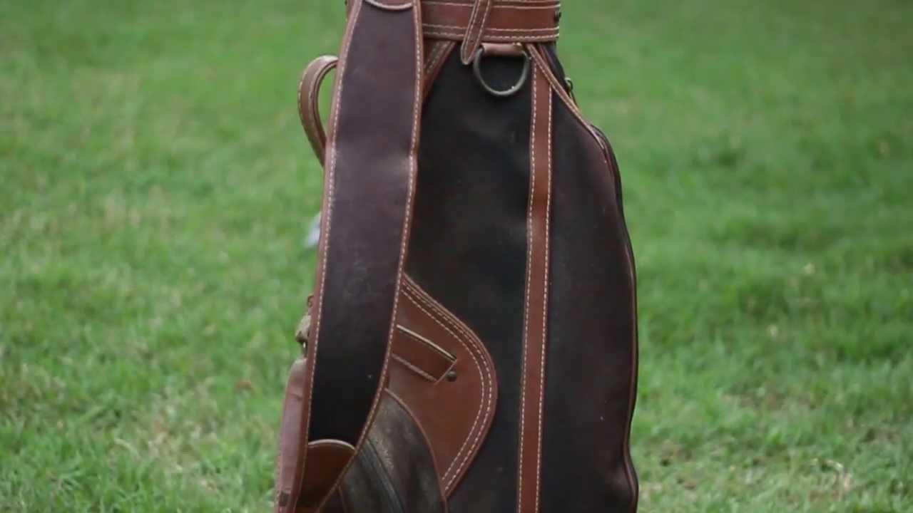 Quick Tip Repurposing An Old Golf Bag