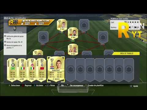 FIFA 17 L IF DE MAS DE MEDIA 84 ASEGURADO POR SOLO 50K  L RAINYT