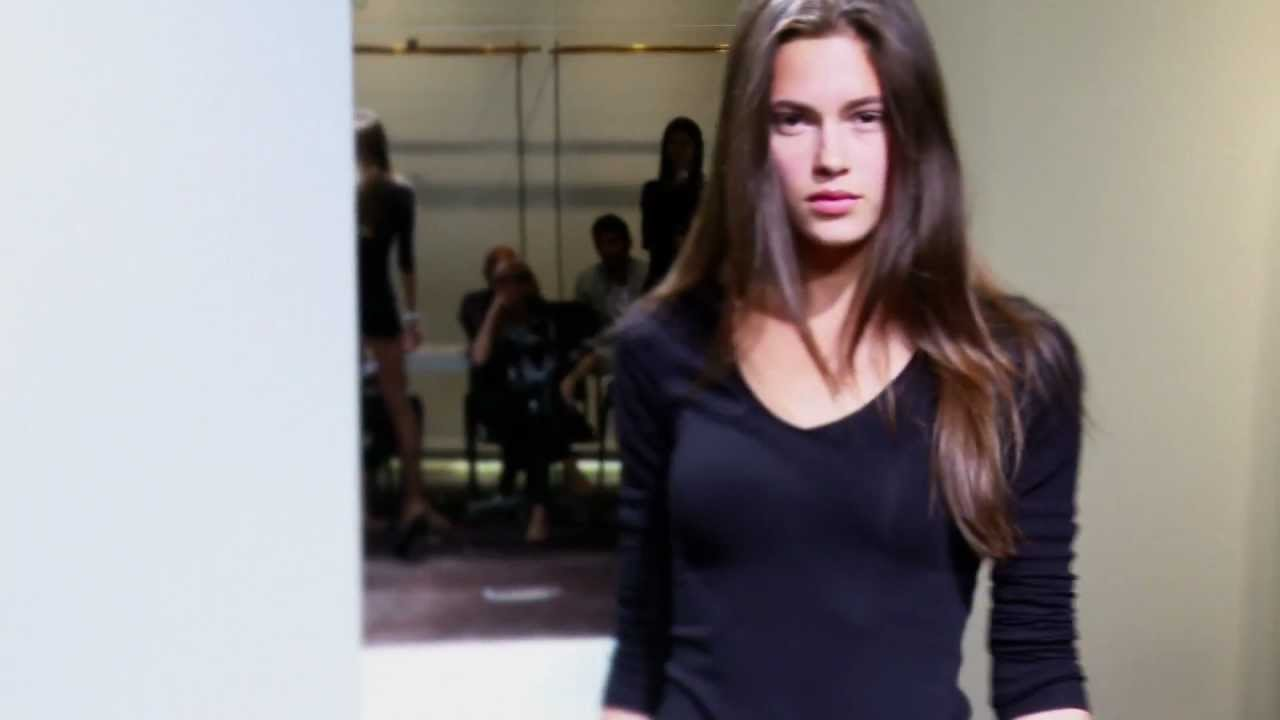Gucci Women's Spring/Summer 2013 Casting: Behind the Scenes