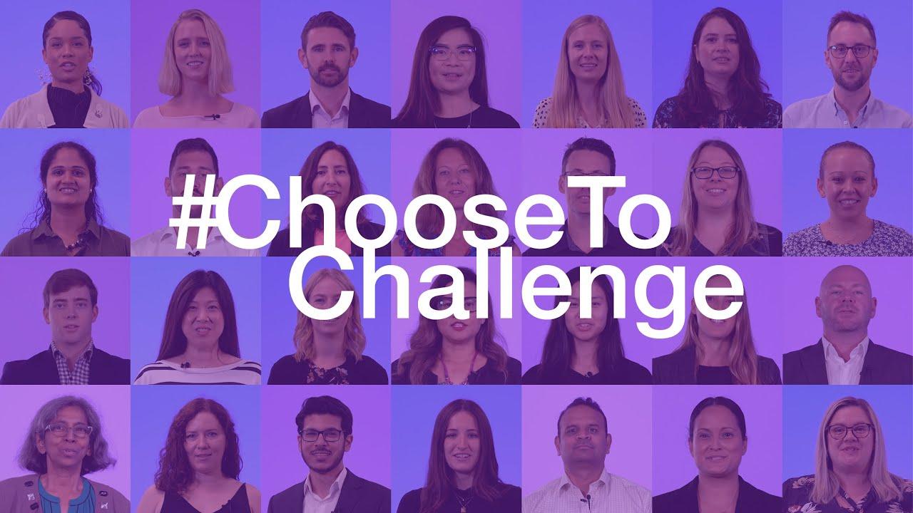 International Women's Day 2021 – Choose to Challenge