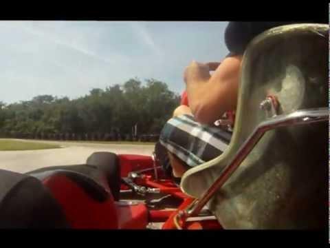 2013 Honda GP of St. Petersburg Pro-Am Media Race