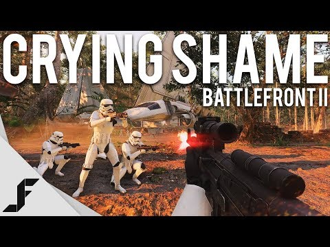A CRYING SHAME - Star Wars Battlefront II Lootcrates