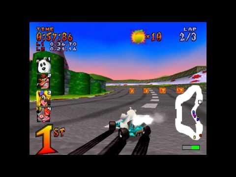 Crash Team Racing - Coco Park (Trophy Race)