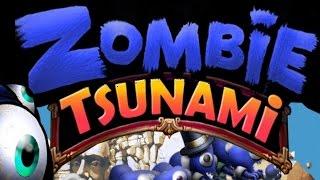 Zombie Tsunami iPad Gameplay #2