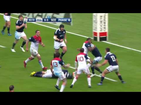 HIGHLIGHTS | France v Scotland - RBS 6 Nations