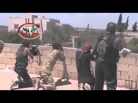 Syrian Army Bomber Tanks Attacked  Islamic State ISIS 2015