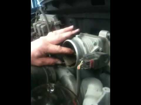 2003 Nissan Frontier Wiring Diagram Throttle Body Cleaning Dirty Throttle Body Symptoms And