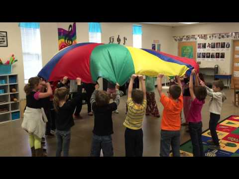 Parachute Activity to William Tell Overture Finale