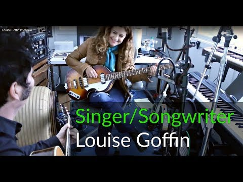 Singer/Songwriter Louise Goffin Interview – Warren Huart: Produce Like A Pro