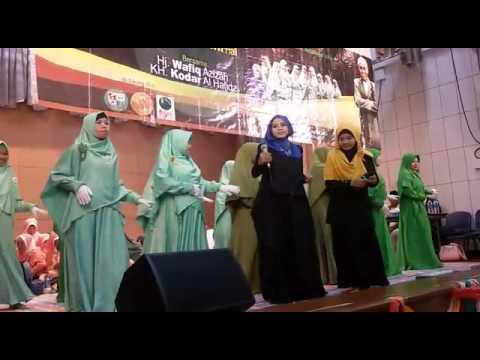 Sayang~ Wafiq Azizah ft NHPP yunloang