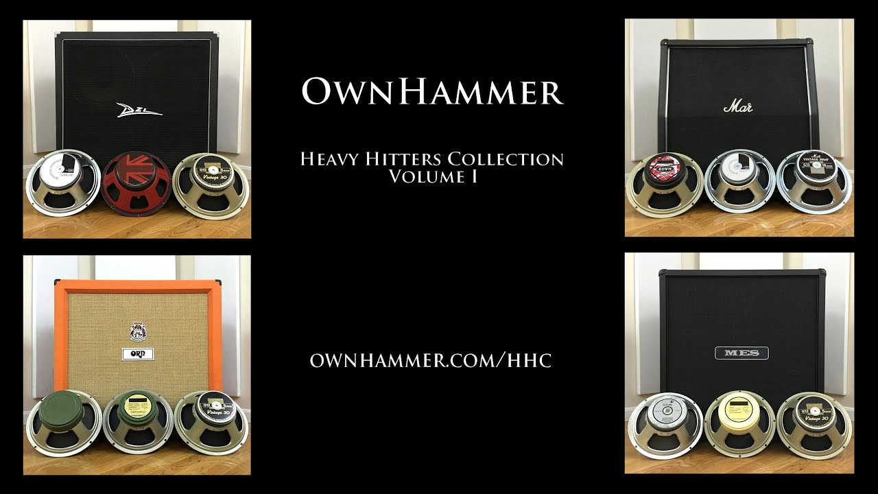 Heavy Hitters Collection - Volume I - $49 99 : OwnHammer com - Store