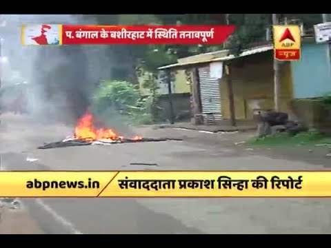 Communal Riots: Ground report from Basirhat, West Bengal