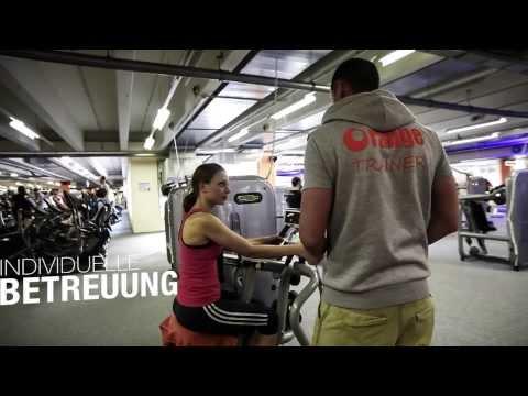 Orange Fitness Dortmund 2014