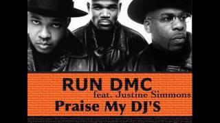 Run DMC feat. Justine Simmons - Praise my DJ