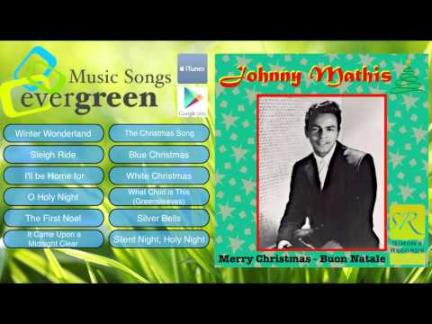 Johnny Mathis Merry Christmas Buon Natale Original Remastered Full Album